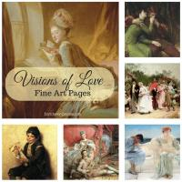 Visions of Love Fine Art Pages