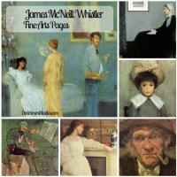 James McNeill Whistler Fine Art Pages