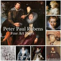 Peter Paul Rubens Fine Art Pages