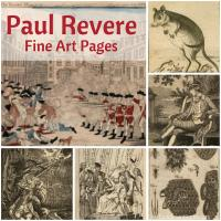 Paul Revere Fine Art Pages