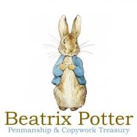 Beatrix Potter Penmanship & Copywork Treasury
