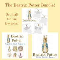 Beatrix Potter Art + Language Arts Bundle