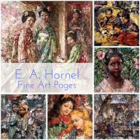 E. A. Hornel Fine Art Pages