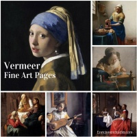 Vermeer Fine Art Pages
