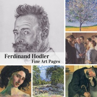 Ferdinand Hodler Fine Art Pages