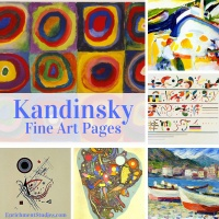 Kandinsky Fine Art Pages