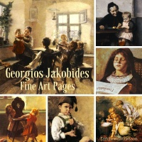 Georgios Jakobides Fine Art Pages
