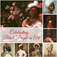 Celebrating Black People in Art Fine Art Pages
