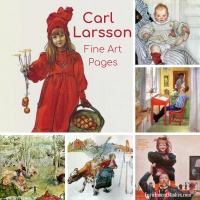 Carl Larsson Fine Art Pages