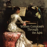 100 Women Composers Through the Ages: Jan 2020