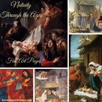 Nativity Through the Ages Fine Art Pages