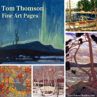 Tom Thomson Fine Art Pages