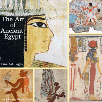 The Art of Ancient Egypt Fine Art Pages