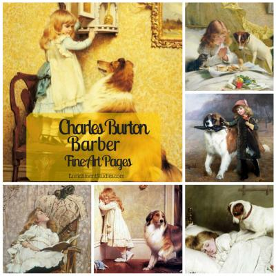 Charles Burton Barber Fine Art Pages