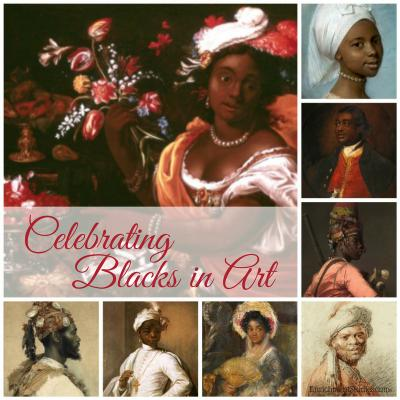 Celebrating Blacks in Art Fine Art Pages