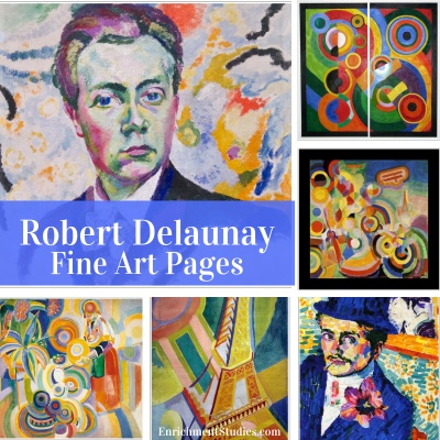 Robert Delaunay Fine Art Pages