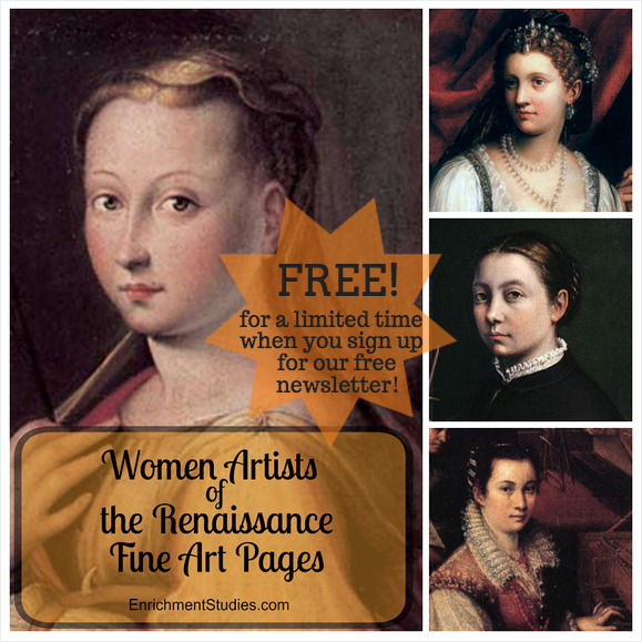 subscriber bonus Women Artists of Renaissance