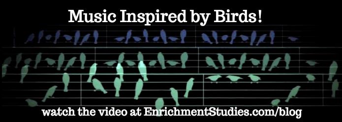 Music Inspired by Birds