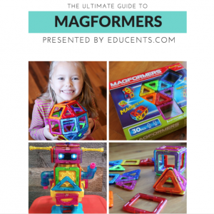 The Ultimate Guide to Magformers