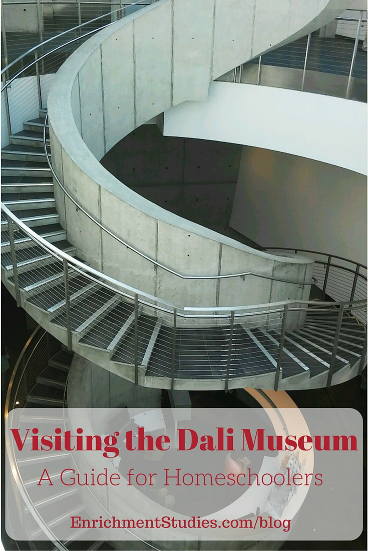 Visiting the Dali Museum
