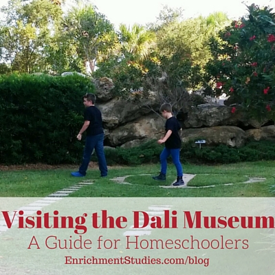 Visiting the Dali Museum