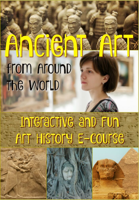 Ancient Art from Around the World online class