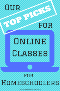 Our Top Picks for Online Classes for Homeschoolers