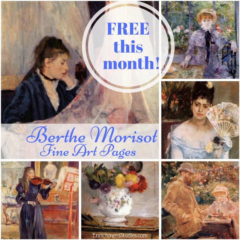 Berthe Morisot free