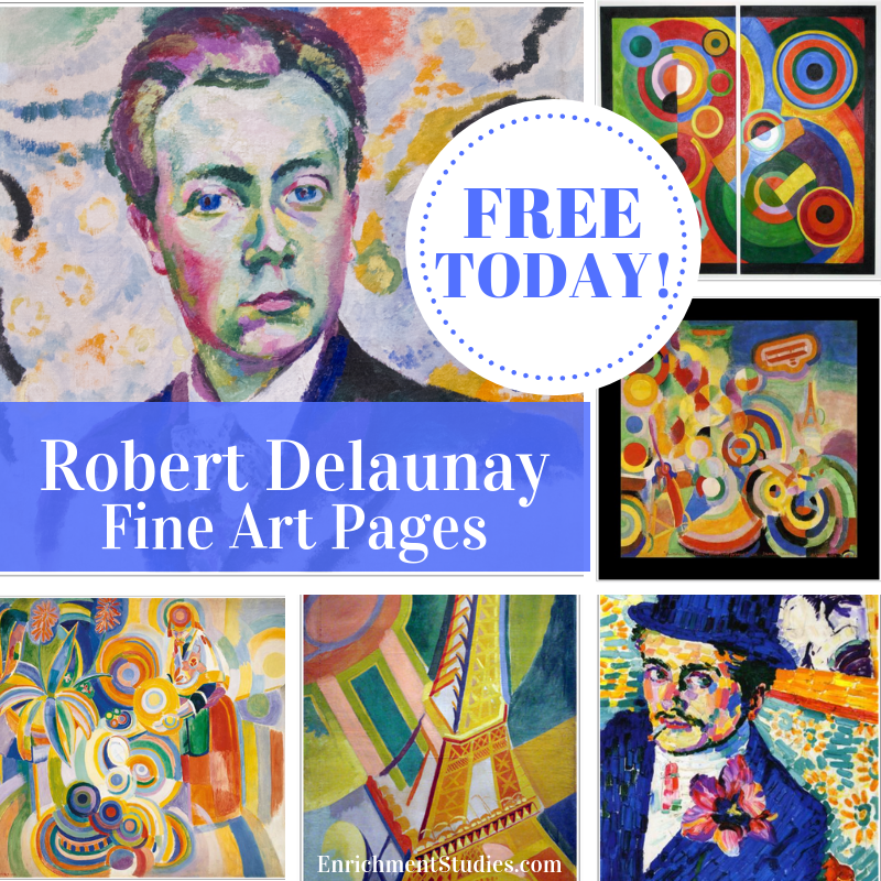 Robert Delaunay free today