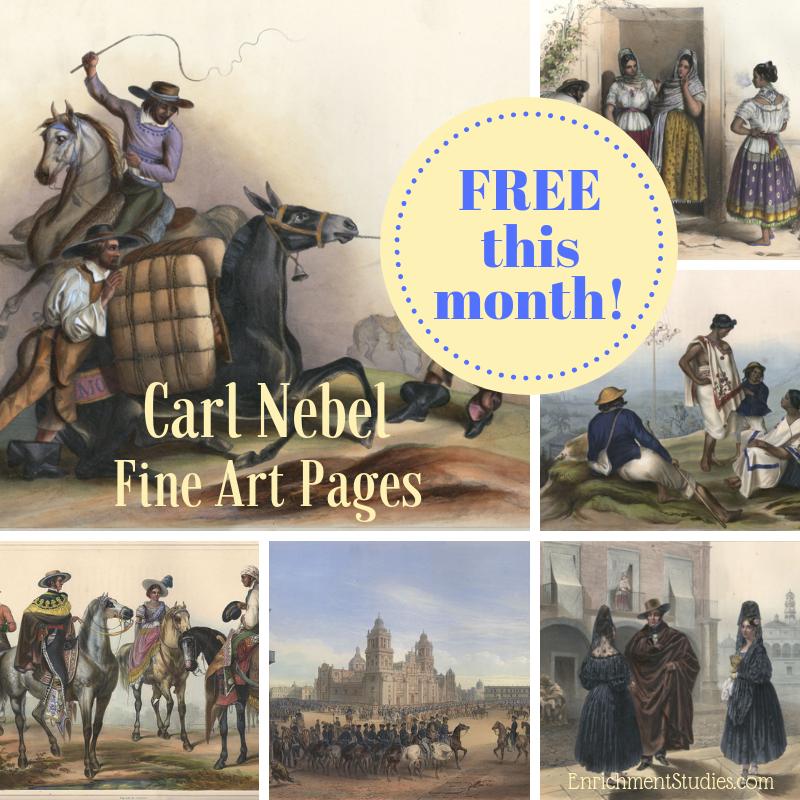 Carl Nebel free