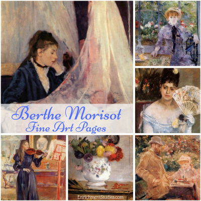 Berthe Morisot Fine Art Pages