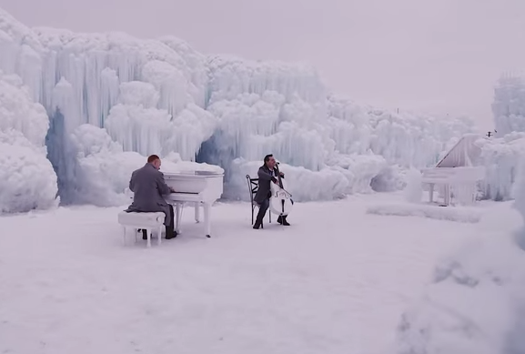Piano Guys Let it Go