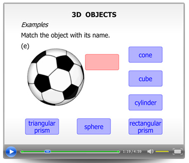 CTC 3d objects