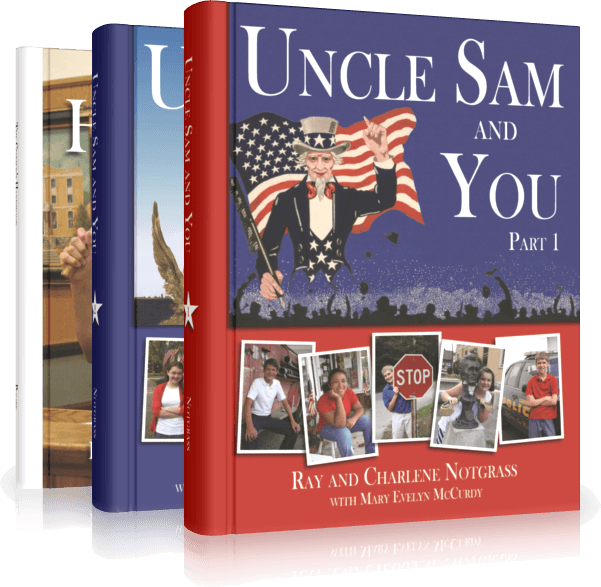 Uncle Sam and You giveaway from Notgrass History