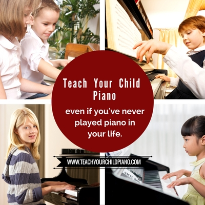 Teach Your Child Piano