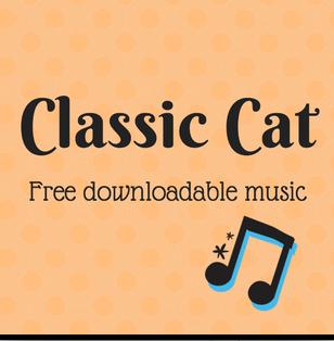classic cat graphic