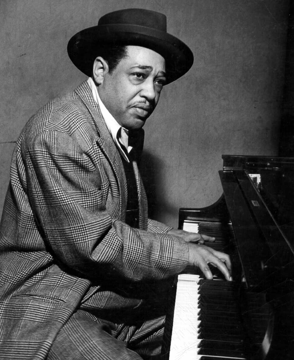 edward ellington greatest composer in jazz history He is also considered one of the twentieth century's best known african-american  personalities, who influenced millions of people  many agree that duke  ellington is washington dc  as a composer and band leader, he brought jazz  to the world  the ladies were drawn to piano players and musicians.
