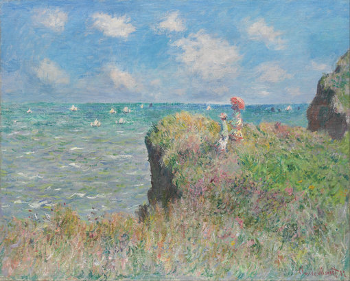 rsz_claude_monet_-_cliff_walk_at_pourville_-_google_art_project