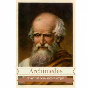 Archimedes sample graphic