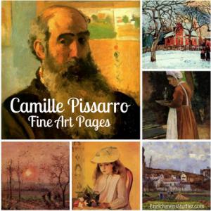 Camille Pissarro Fine Art Pages