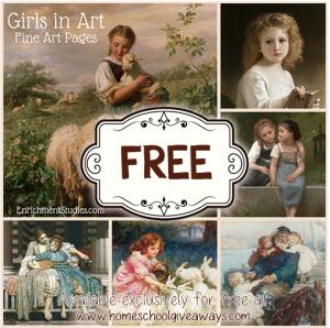 Homeschool Giveaways freebie