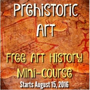 FREE Prehistoric Art course