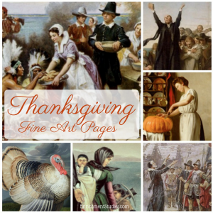 Thanksgiving Fine Art Pages