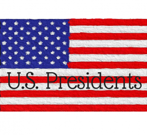 U.S. Presidents finished graphic