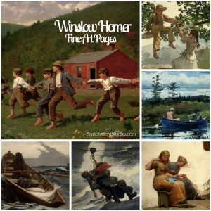 Winslow Homer Fine Art Pages
