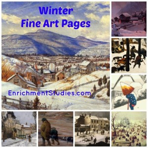 Winter Fine Art Home Study
