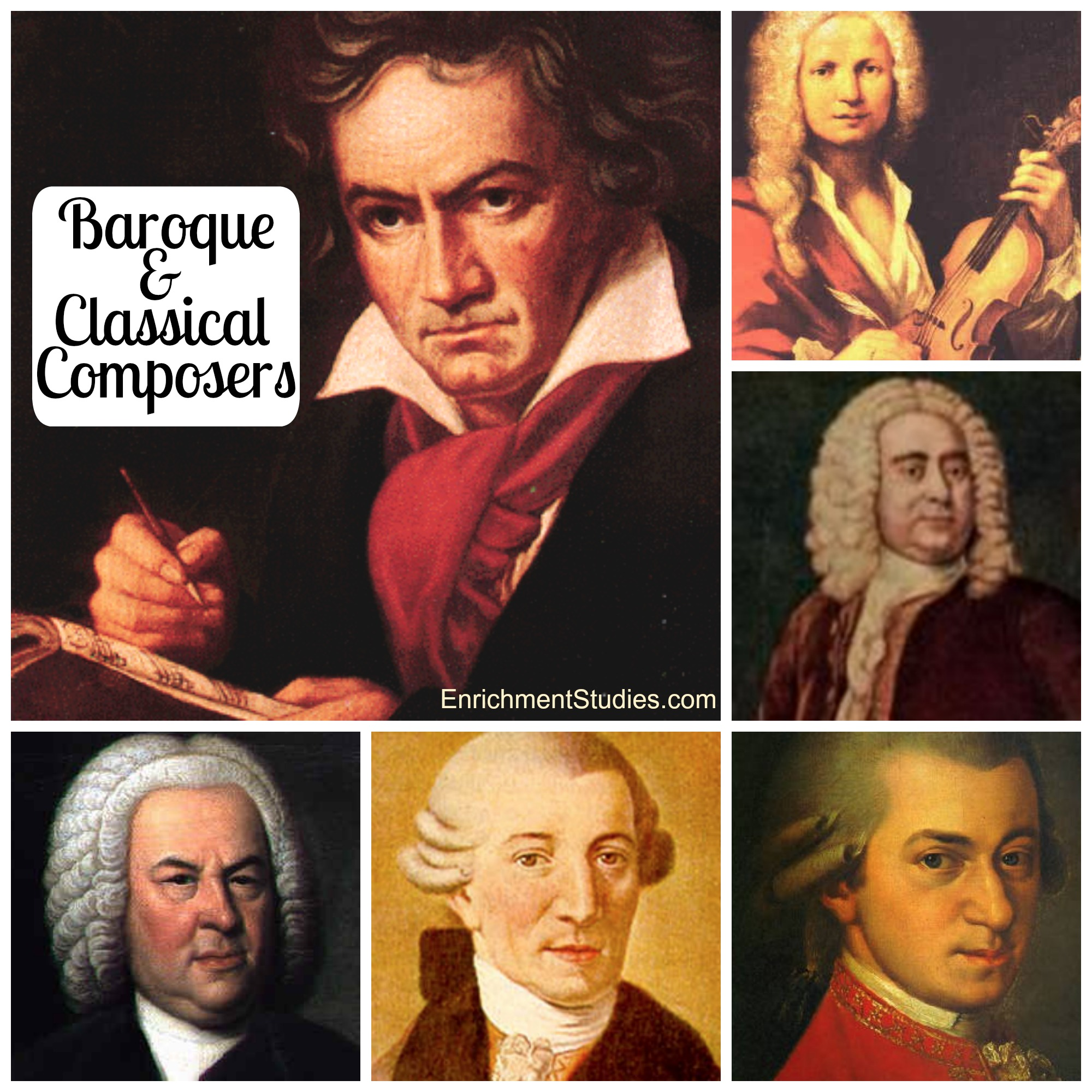 a study on classical and modern composers The classical composers' interest in expressing shades of emotion led to the widespread use  classical to the post-modern eras specifically  2018 study.