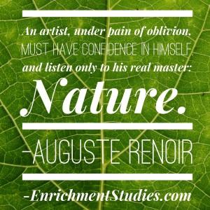 Renoir quote