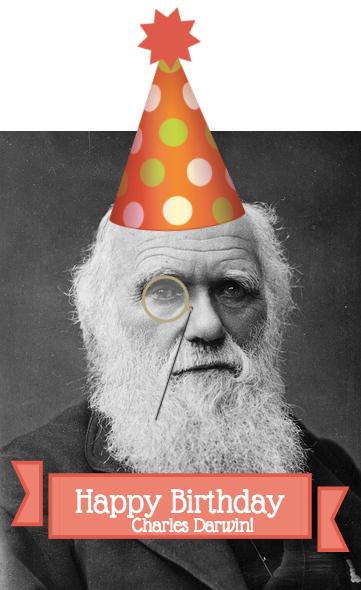 Darwin bday