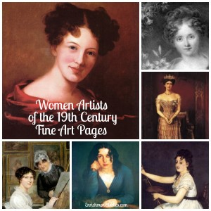 Women Artists 19th century